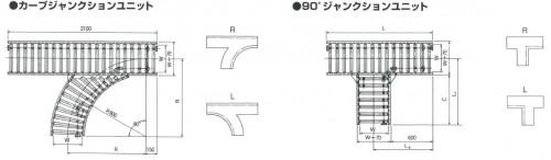 合流・分岐装置2
